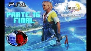 Final Fantasy X HD Remaster Parte 16 Final