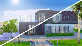 DEL SOL VALLEY MANSION // The Sims 4: Fixer Upper - Home Renovation