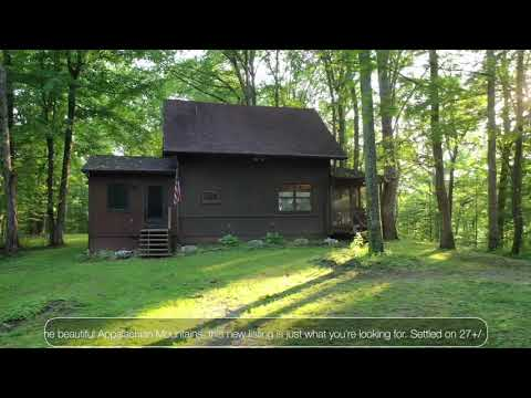 Hunting/Recreational 27+/- Acre Property For Sale - Vinton Co. Ohio