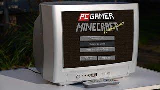 Minecraft PC-GAMER DEMO @.@