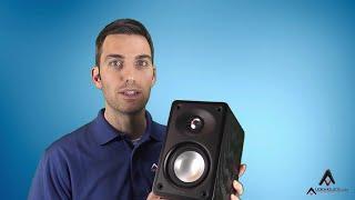 Rbh Mc-4c Bookshelf Speaker Video Review