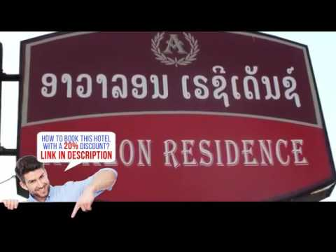 [ 三星级酒店  ] Avalon Residence, Savannakhet, Laos,
