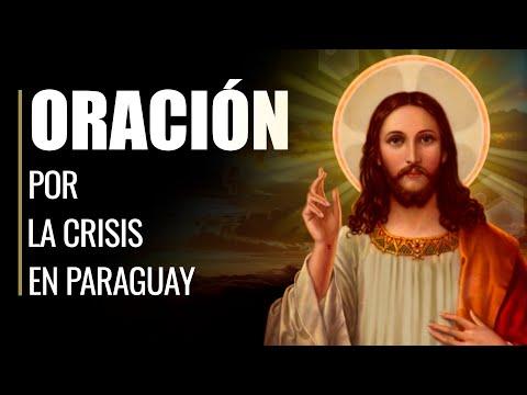🙏 Oración por la JUSTICIA Y LA PAZ ante la Crisis en PARAGUAY 📉