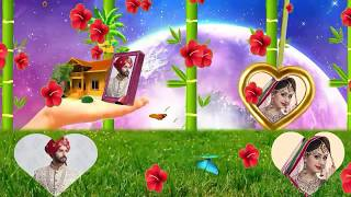 Learn video in mobile | shadi video mixing with kinemaster.wedding video kaise banaye