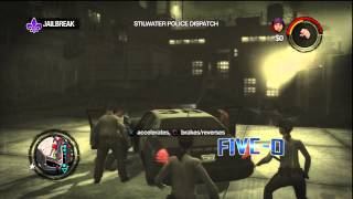 Saint's Row 2 - First Ten Minutes HD Gameplay Playstation 3