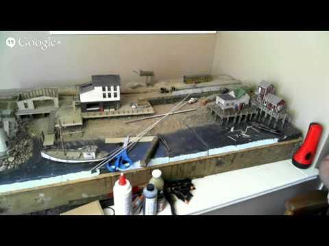 Marine model building