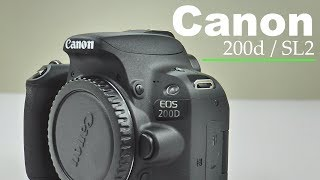 Canon 200d (SL2) Review | Still Worth Buying in 2020?!