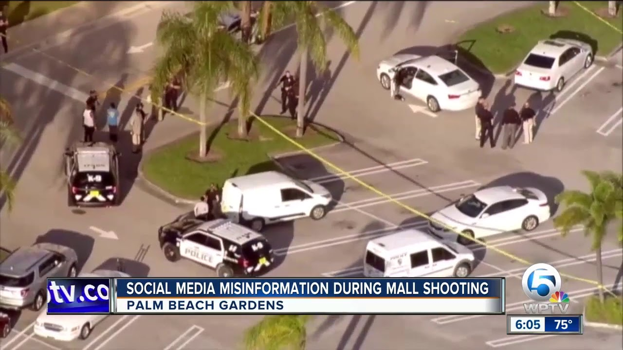 Bad Blood Between 2 Men Led To Shooting Outside Of The Gardens Mall Police Say Youtube
