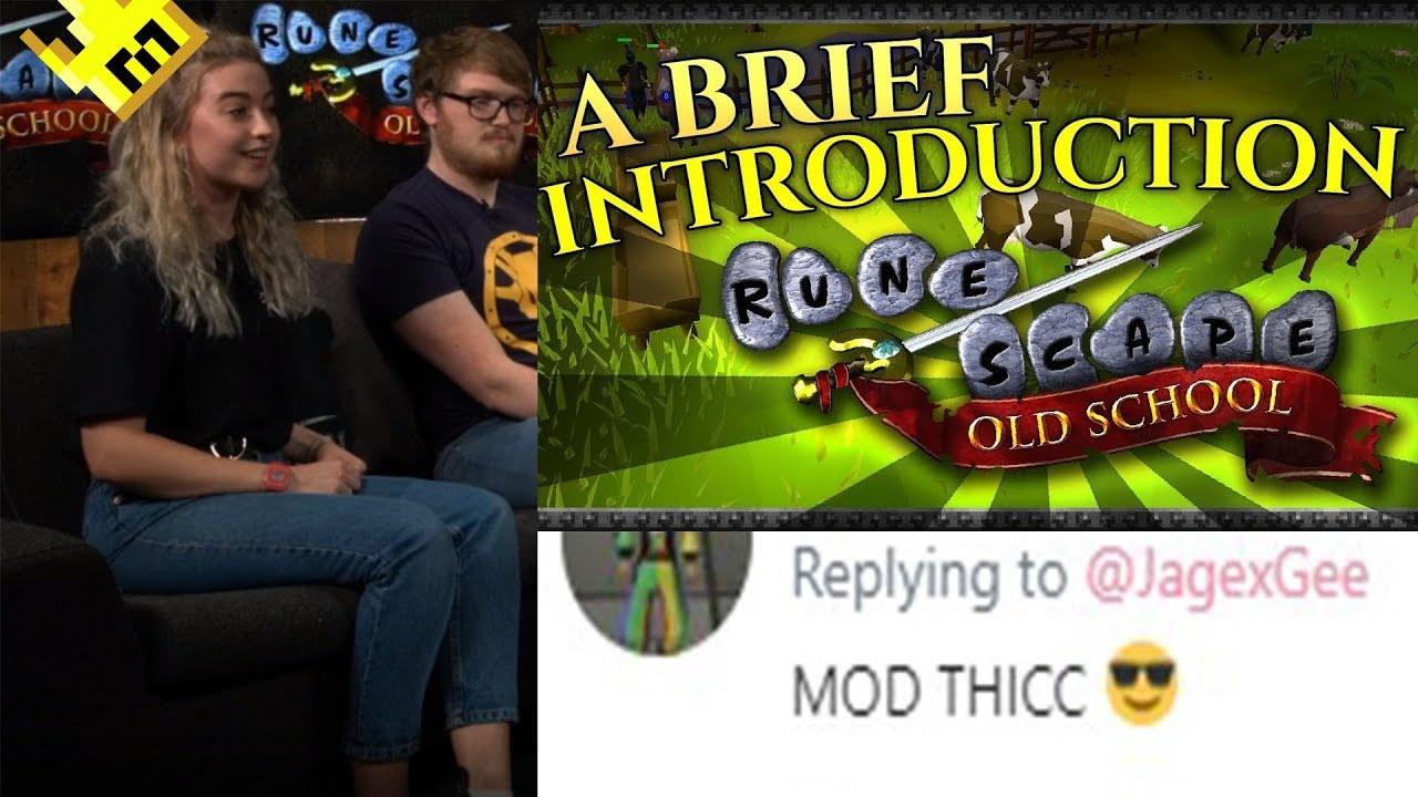 OSRS New Mod Gee! A Noob's Guide To OSRS
