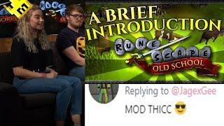 Jagex Mods Pronounce Runescape Words