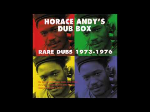 Horace Andy - Horace Andy's Dub Box Rare Dubs 1973-1976