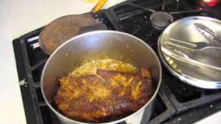 Mom's Cajun Style Pot Roast Beef