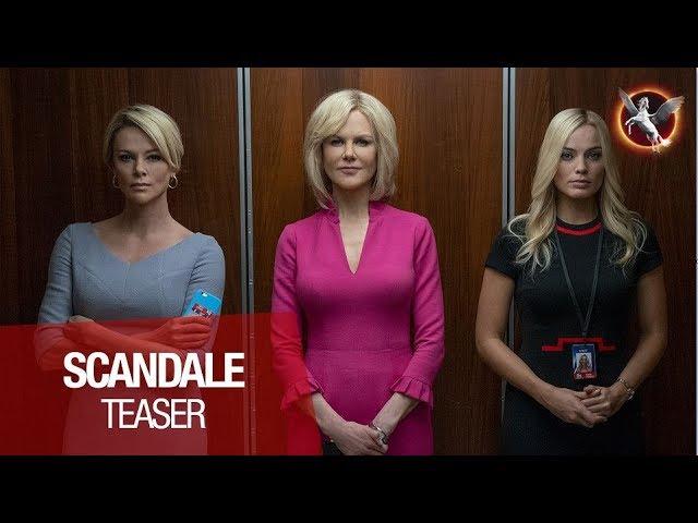 SCANDALE - Teaser