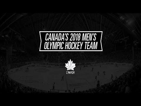 2018 Winter Olympics - Men's Hockey   Team Canada Preview  (NHL 18)