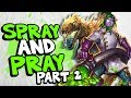 SPRAY & PRAY DRUID! - Part 2 | Constructed | The Boomsday Project | Hearthstone