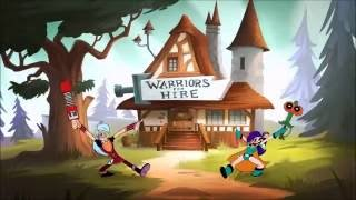 Mighty Magiswords - Intro [HD]