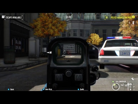 Payday 2 NEW 1080 Ti test