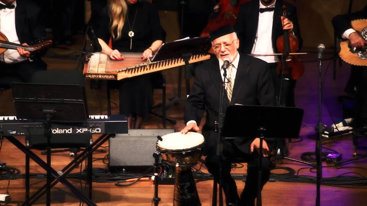 התזמורת האנדלוסית הישראלית \ ידידי השכחת