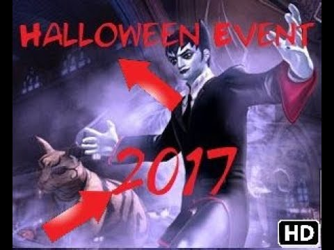 DCUO-Haloween Event 2017-(New Styles/Base Items/Pets)
