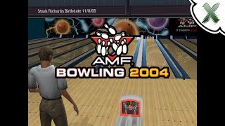 AMF Bowling 2004 (Playable at Full Speed!) | Cxbx-Reloaded Microsoft XBOX Emulator