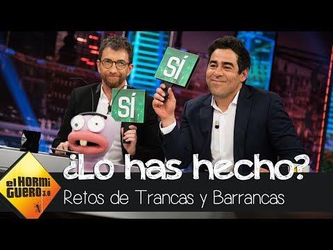 Trancas y Barrancas desvelan los secretos de Pablo Chiapella y Pablo Motos - El Hormiguero 3.0