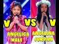 Angelina Jordan Vs Angelica Hale Who Surprised More mp3