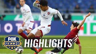 Hannover 96 vs. 1. FC Nürnberg | 2019 Bundesliga Highlights