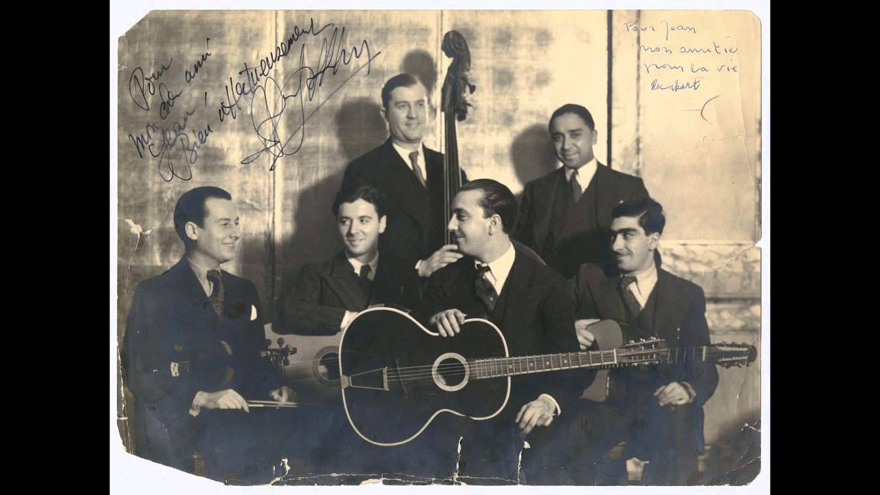 Quintette Du Hot Club De France The Quintet Of The Hot Club Of France I Wonder Where My Baby Is Tonight? / Time On My Hands