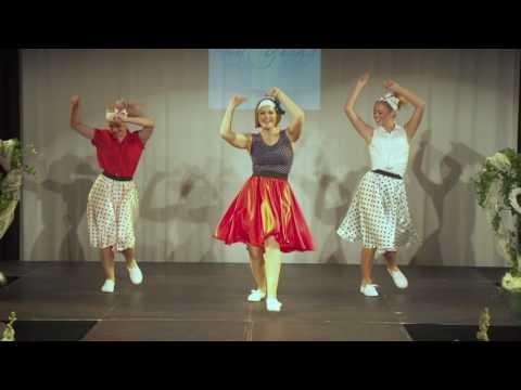 The Lindy Hop - Dance Entertainment by A.Y Dance