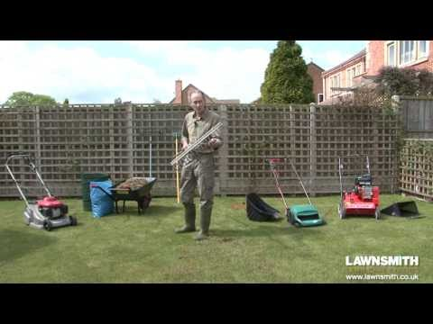 How to Rake and Scarify a Lawn for Moss and Thatch