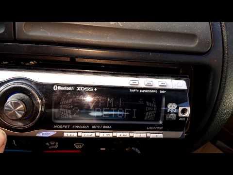 Lg lac7700r bluetooth auto radio