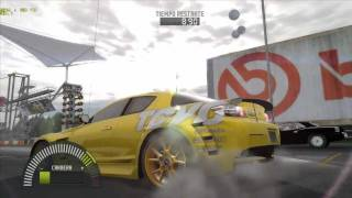 NFS: Pro Street PC Gameplay e5300 @3.6GHz ATi 5770