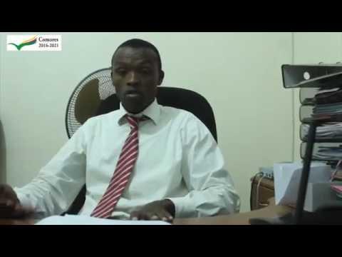 Docteur Ali Moissi| La question de l'énergie aux Comores