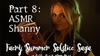 [ASMR] Waywocket the Gnome - Personal Attention - Faery Summer Solstice Saga - Part 8