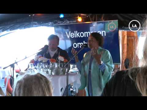 Hella Joof og Anders Samuelsen, Folkemødet 2016