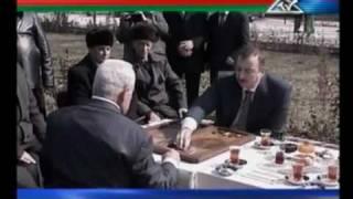 Azərbaycan prezidenti İlham Əliyev: