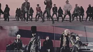 BTS & BIGBANG - 'NOT TODAY X BANG BANG BANG' MASHUP