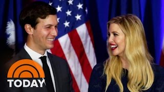Donald Trump's Daughter Ivanka And Her Husband Are Key Players | TODAY