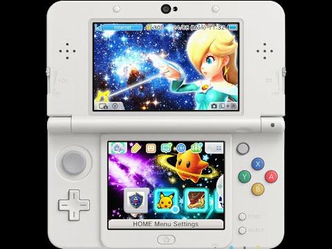 3DS Hacks!: Custom Theme (Tubehax)