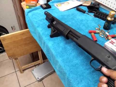 Mossberg 500 tactical flex