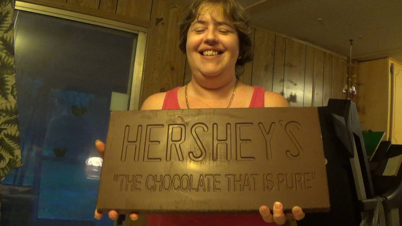 5 pound hershey bar