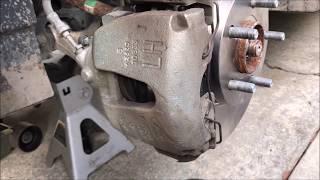 2012-2016 Ford Focus DIY Front Brake Job