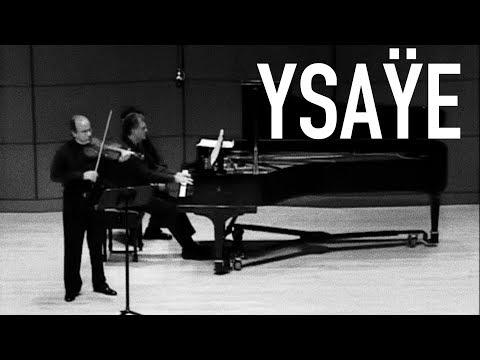 Poeme Elegiaque - Ysaye - Ambartsumian