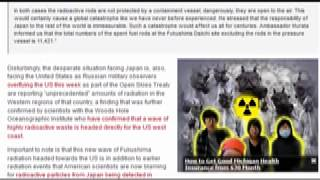 GLOBAL Catastrophe / Japan: Hidden Plans of eventual Evacuations - If !!?