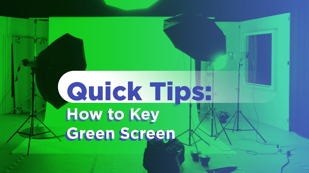 Download How to Remove a Green Screen in After Effects