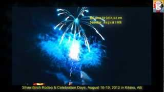 Kikino Silver Birch Rodeo & Celebration Days 2012.wmv