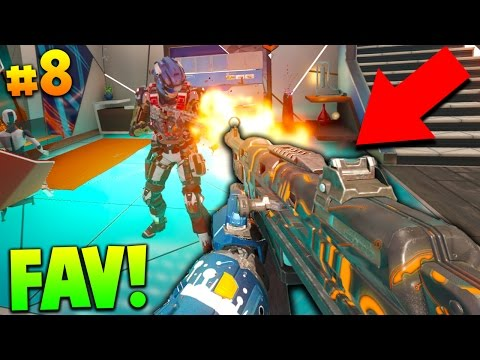 MY FAVORITE SMG! | Preston to Commander #8 (Black Ops 3)