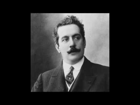 "Giacomo Puccini ""Madama Butterfly"""