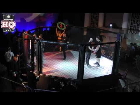 Sam Cutler Prime MMA v Hayden Storey Prime MMA