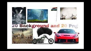 20 Background and 20 Png for 500 Subscribers || Aqib Edit